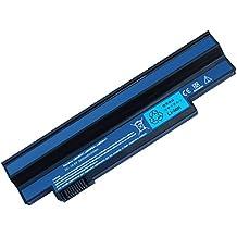 Batteria ACER Aspire one 532h all Series 10.8V 2200mAh/24Wh per Acer Aspire One 253h | 532 | 532h | KAV60 Gateway Netbook LT LT21 compatibile con UM09C31 | UM09G31 | UM09G41 | UM09G51 | UM09H31 | UM09H36 | UM09H41 | UM09H56 | UM09H70 | UM09H73 | UM09H75