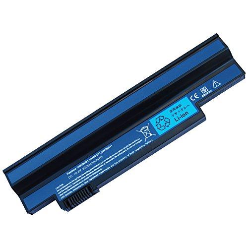 Gateway Lt21 (Laptop-Akku ACER Aspire one 532h all Series 10.8V 2200mAh/24Wh kompatibel mit Acer Aspire One 253h | 532 | 532h | KAV60 Gateway Netbook LT LT21 und part number UM09C31 | UM09G31 | UM09G41 | UM09G51 | UM09H31 | UM09H36 | UM09H41 | UM09H56 | UM09H70 | UM09H73 | UM09H75)