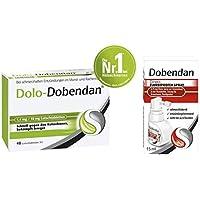 Sparset Dolo Dobendan 48 Lutschtabletten + Dobendan Direkt Flurbiprofen Halsspray 15 ml preisvergleich bei billige-tabletten.eu