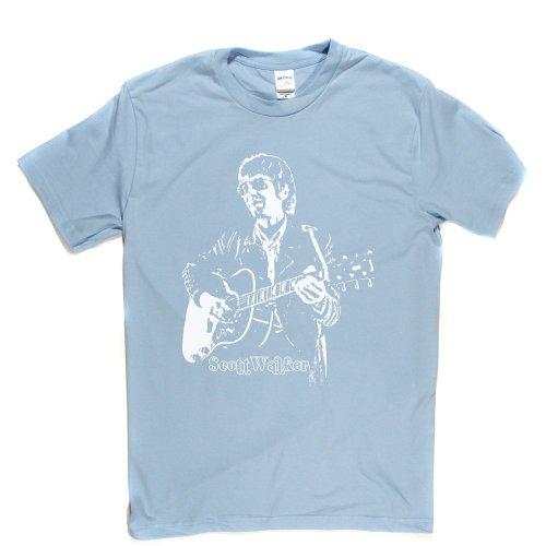 Scott Walker American Singer Record Producer 1960s Pop Tee T-shirt