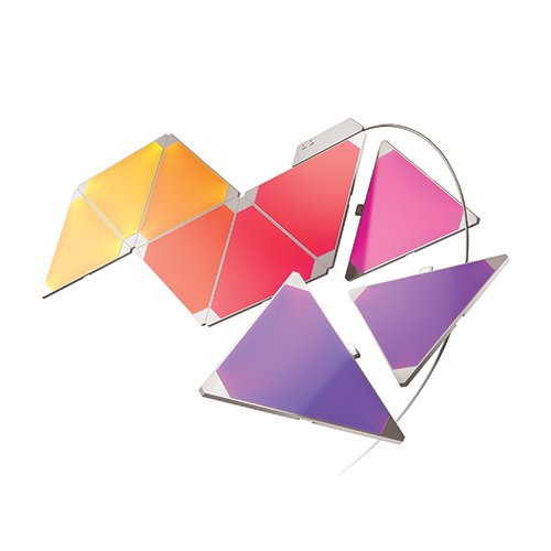 Nanoleaf NL22-0002TW-9PK Light Panels - Lichtpanels mit App Steuerung - iOS & Android