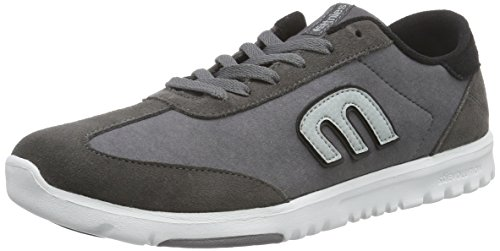 Etnies LO-CUT SC Herren Sneakers Grau (Grey/Black/White)