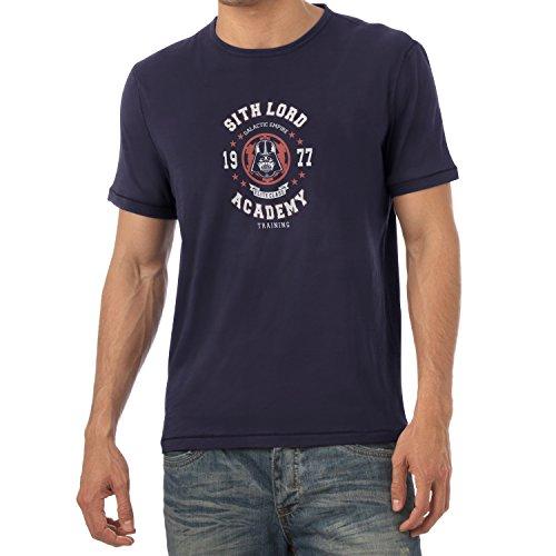 TEXLAB - Sith Lord Academy - Herren T-Shirt, Größe L, (Wookiee Kostüme)