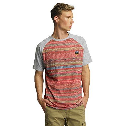 Just Rhyse Uomo Maglieria / T-shirt Los Osos Rosso