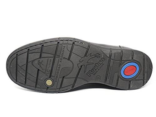 the latest e57d7 b1976 ... Zapatos Fluchos Hombre Cordones Con Vestir De Negro zqpdq8r