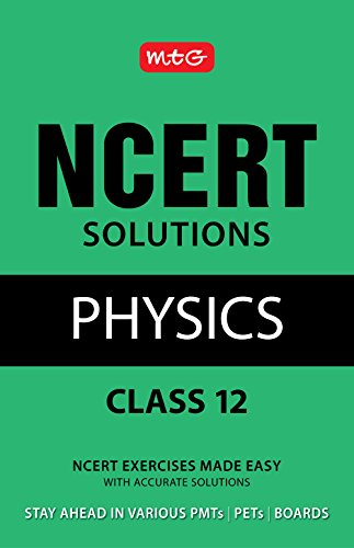 NCERT Solutions Physics - Class 12