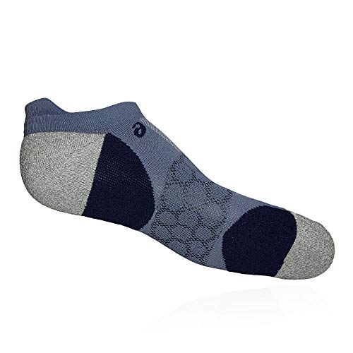 Nylon-ped Socken (ASICS Road Neutral Ped Single Tab Socken - Large)