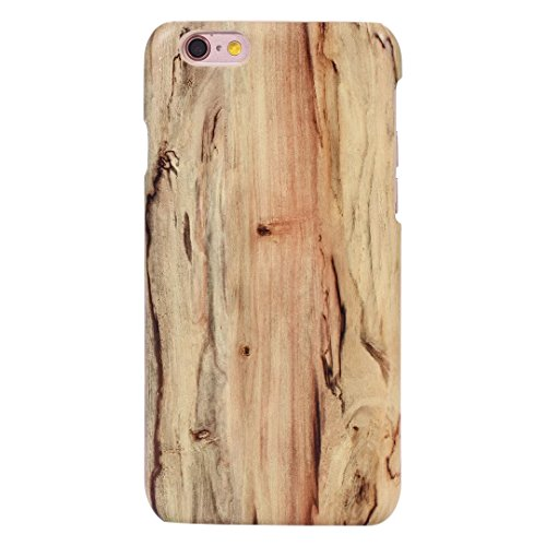 Wkae Case Cover Cover Case iPhone 6 / 6S, beau modèle de grain de bois traditionnel Cover iPhone 6 / 6S by DIEBELLEU ( Color : H , Size : Iphone 6/6s ) B