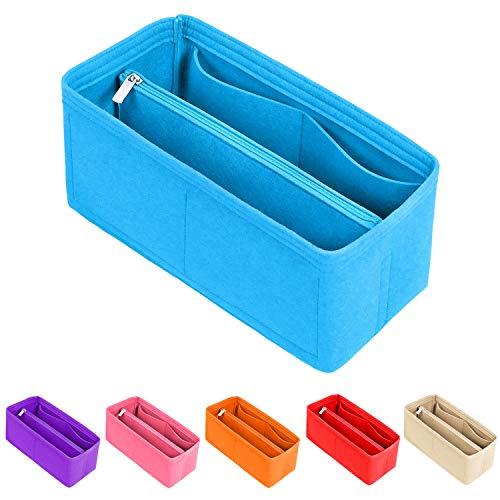 DONPEREGRINO Series V Taschenorganizer Filz | 3mm Handtaschen Bag in Bag Organizer