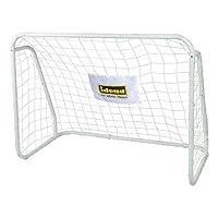 Idena 40099 Football Goal, Metal, Approx. 124 x 96 cm