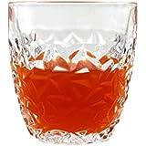 Soogo Hongli Wishkey Glasses, 310 ml, Set of 6