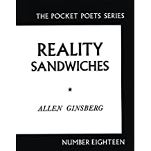 Reality Sandwiches: 1953-1960 (City Lights Pocket Poets Series)