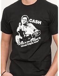 T-Shirt Johnny Cash E22