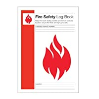 Safety First Aid Group Fire Safety Log Book