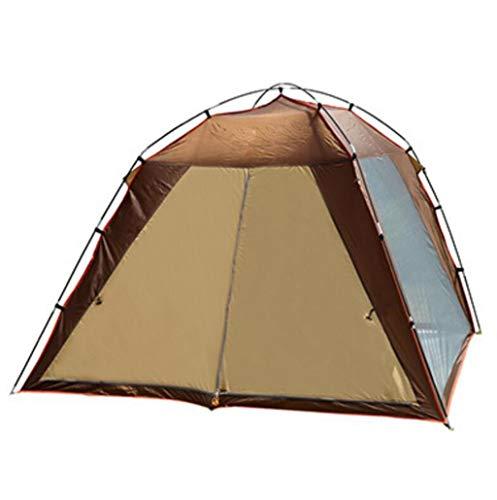 FEIYUESS Moskito Doppel Zelt Strandzelt Outdoor Camping Wasserdichte Zelt Outdoor Pergola