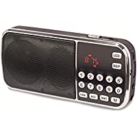 Dynavox 207240fmp3Bass Boost Radio MP3Nero