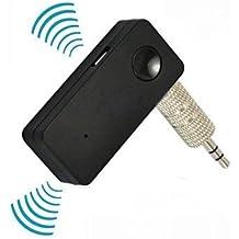 Xcellent Global Receptor Música Bluetooth / Conector Adaptador con Salida