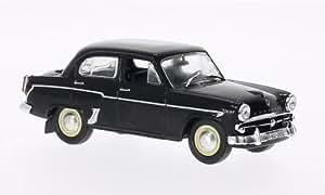 Moskwitsch 407, noire, voiture miniature, Miniature déjà montée, SpecialC.-74 1:43