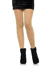Leg Avenue Women's Lurex Tights Hosiery