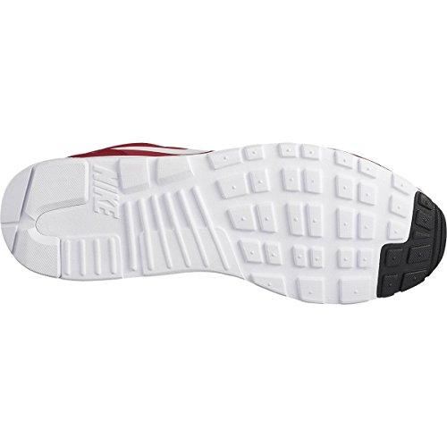 Nike Herren Air Max Vision Gymnastikschuhe Rot (Gym Redwhiteblack 600)