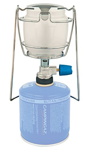 Campingaz - Lampe à gaz - Lanterne Lumogaz Plus - 10-80 Watt