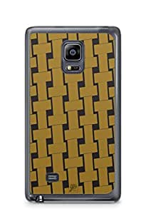 YuBingo Smart Patterns Mobile Case Back Cover for Samsung Galaxy Note 4 Edge
