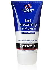 Neutrogena Norwegian Formula Fast Absorbing Hand Cream, 75ml