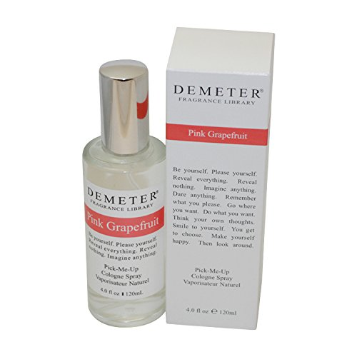 Demeter Pink Grapefruit Cologne Spray – 120ml/4oz