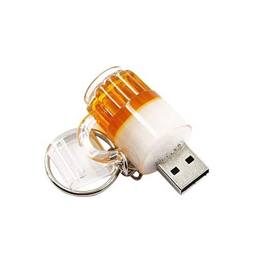 Kthlldd nuovo arrivo mini pen drive beer cup u disco 64 gb 4 gb 8 gb usb flash drive 16 gb 32 gb birra cartoon key usb usb memory stick, 4 gb