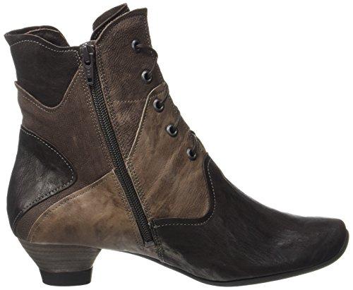 Think! Damen Aida_181261 Desert Boots Braun (Espresso/Kombi 42)