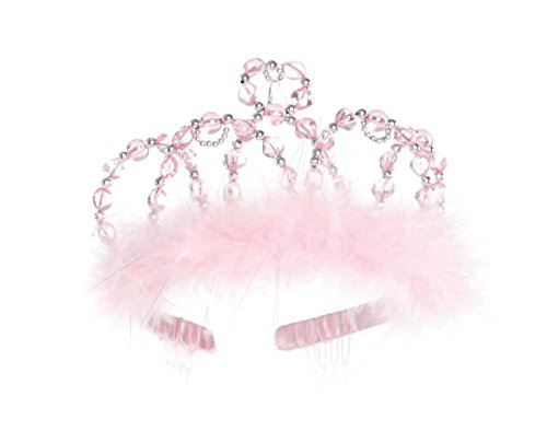 Great Pretenders Prinzessinnen-Tiara (Pink und Silber)
