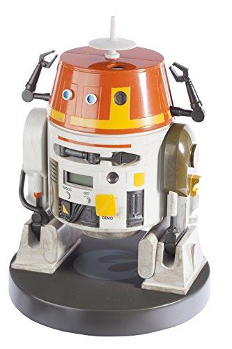ker Digital Kunststoff weiß SWRRB9 (Star Wars Chopper)