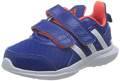 adidas Hyperfast 2.0 Cf I, Unisex Kids Multisport Outdoor Shoes, Blue (Collegiate Royal/FTWR White/Solar Red), 4 Child UK (20 EU)