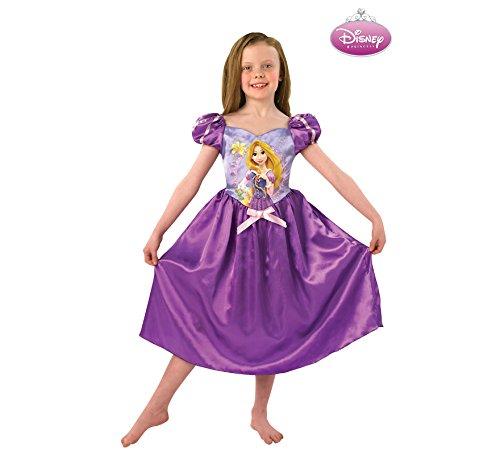 Disney Princesas Rapunzel Storytime, disfraz para niños (Rubie's 888798-M)