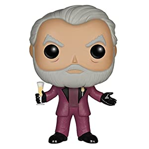 POP The Hunger Games President Snow Vinyl Figure