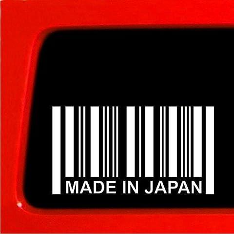 Prodotta IN Giappone codice adesivi jdm jdm vinile, decalcomania vinilica, per auto, camion