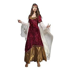 Limit Costumes DA331 XS Fancydress for Her, Rojo Burdeos
