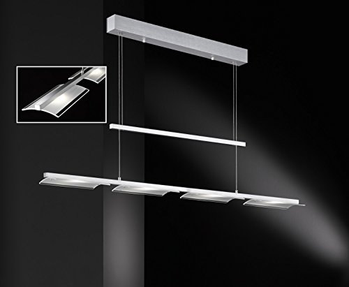 Honsel Leuchten Lámpara Colgante Lomia 64594