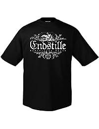 Endstille Endstilles Reich White T-Shirt