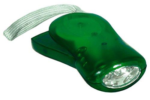 Pfiffikus von Kuenen Entdecker-Taschenlampe mit Dynamo 42427