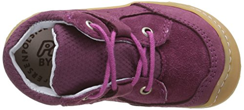 Ricosta - Fritzi, Scarpe stringate Bambina Pink (Fuchsia 363)