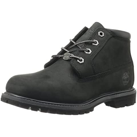 Timberland Womens Nellie Chukka Double Waterproof Leather Boots