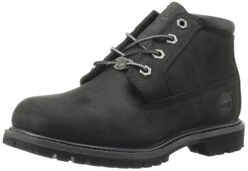 Timberland - Af Nellie Dble Wheat Yellow - Bottes Femme Black