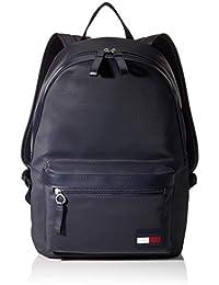 Tommy Hilfiger - Sport Pique Backpack, Mochilas Hombre, Azul (Sky Captain), 1x1x1 cm (W x H L)