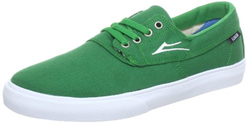 Lakai Camby MS1130225A10, Herren Sneaker, Grün (Green Canvas F0900), EU 41 (UK 7) (US 8) -