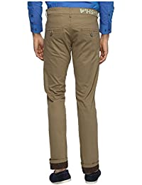 White House Jeans Men's Slim Fit Chinos