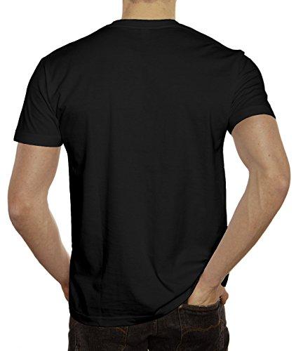 Sprüche Herren T-Shirt mit Bevor Du fragst...Nein! Motiv von ShirtStreet Schwarz