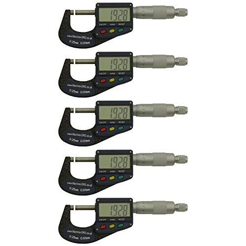 5-stuck-0-25-mm-25-cm-mikrometer-digital-externe-ausserhalb-mikrofon-grosses-display-lcd