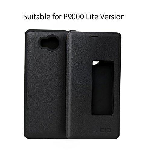 elephone Official Store Caso de La Cubierta Protectora De La Caja Original Para P9000 Lite Smartphone Negro