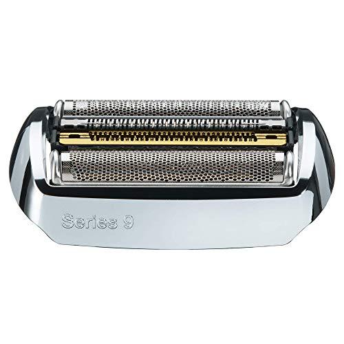 Braun Elektrorasierer Ersatzscherteil 92S, kompatibel mit Series 9 Rasierern, silber - Ersatz-computer-teile
